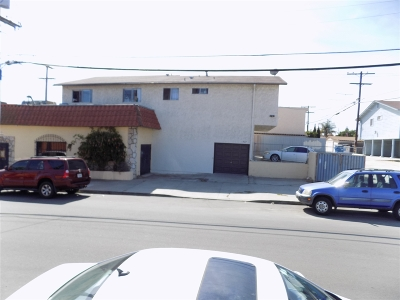 San Diego Multi Family 2-4 For Sale: 3637, 3641 Madison Avenue