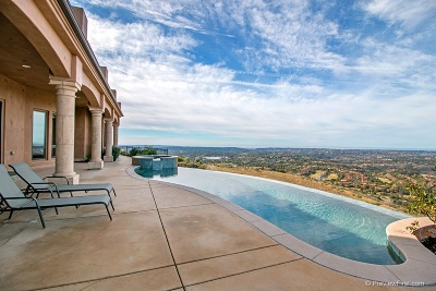 Rancho Santa Fe Single Family Home For Sale: 7708 Camino De Arriba