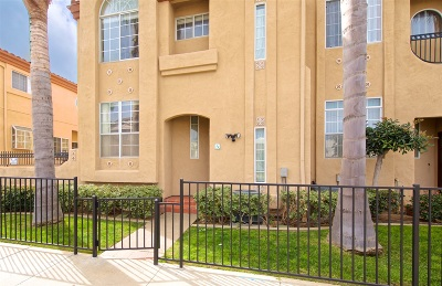 Oceanside Attached For Sale: 825 N Cleveland St #A