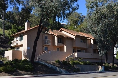 La Jolla Townhouse For Sale: 8292 Gilman Drive #Unit 51