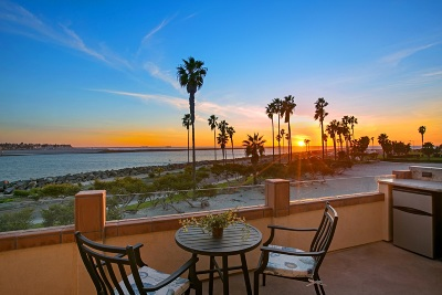 Pacific Beach Single Family Home For Sale: 2609/2611 Ocean Front Walk