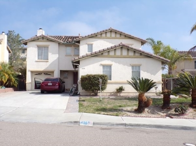 Chula Vista CA Single Family Home For Sale: $675,000