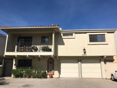 San Diego Attached For Sale: 2852 C Street #3