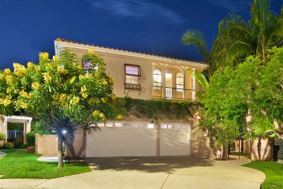Single Family Home For Sale: 13722 Vernazza Court