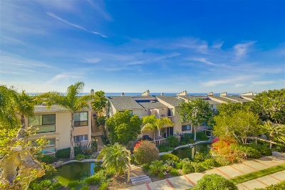 Solana Beach Townhouse For Sale: 561 S Sierra #36