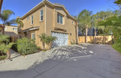 Single Family Home For Sale: 821 Florida St