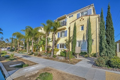 North Park, North Park - San Diego, North Park Bordering South Park, North Park, Kenningston, North Park/City Heights Townhouse For Sale: 4329 Idaho St #104