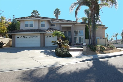 Rancho Del Rey Single Family Home For Sale: 1038 Abeto Ct