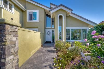 Carlsbad Single Family Home For Sale: 2439 Unicornio Street