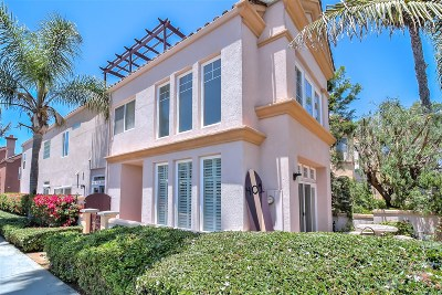 Oceanside Single Family Home For Sale: 401 N Tremont St