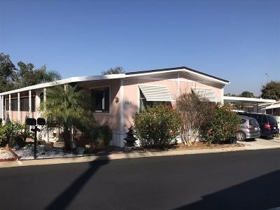 Mobile/Manufactured For Sale: 1751 W Citracado Pkwy #280