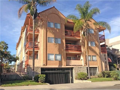San Diego Multi Family 5+ For Sale: 4120 3rd Ave