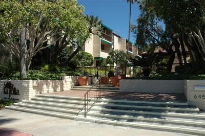 La Jolla Rental For Rent: 6455 La Jolla Blvd. #233