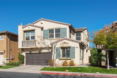 Santee Single Family Home For Sale: 10054 Merry Brook Trl