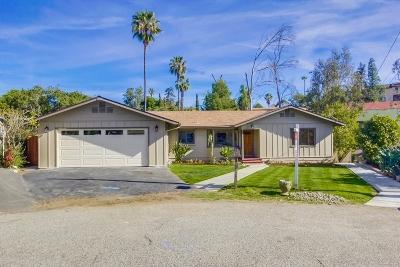 Vista Single Family Home For Sale: 237 Ardys Pl
