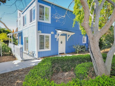Single Family Home For Sale: 1206 Blue Sky Dr