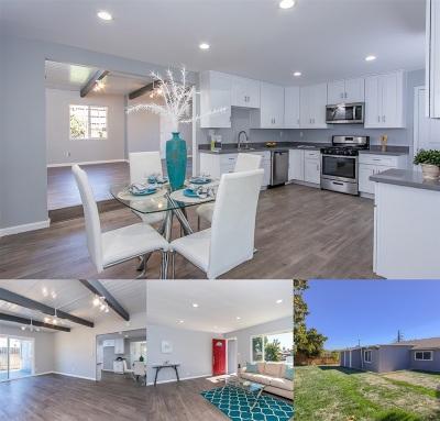 Vista Single Family Home For Sale: 543 Ricebird Dr