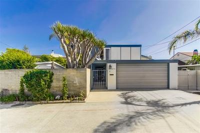 Coronado Single Family Home For Sale: 235 El Chico Lane