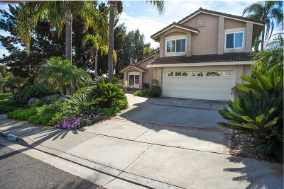 Encinitas Single Family Home Back On Market: 1769 Buttercup Rd