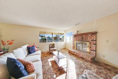 Vista Single Family Home For Sale: 1460 E Taylor Street