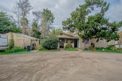 Single Family Home For Sale: 9018 Winter Gardens Blvd