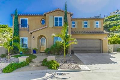La Mesa Single Family Home Contingent: 7797 Highwood Ave