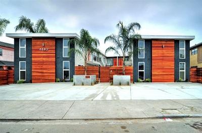 San Diego Multi Family 5+ For Sale: 4440 Boundary Street