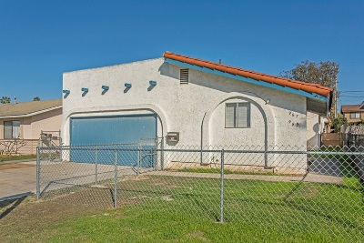 Multi Family 2-4 For Sale: 965 & 967 Florida Street