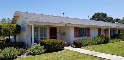 Single Family Home For Sale: 3685 Vista Campana #64