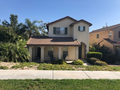 Chula Vista Single Family Home For Sale: 1251 Jamestown Dr