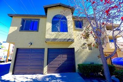San Diego Multi Family 5+ For Sale: 4225 Illinois Street