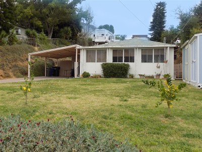 Single Family Home For Sale: N Vine St