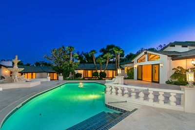 Rancho Santa Fe Single Family Home For Sale: 4810 La Jacaranda