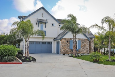 Carlsbad Single Family Home For Sale: 5964 Black Rail Rd
