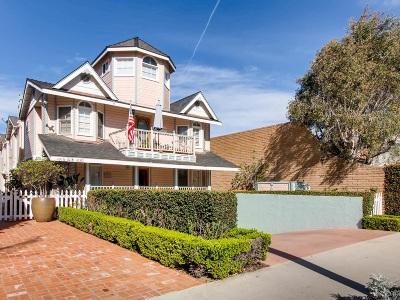 Coronado Townhouse For Sale: 1020 Park Place