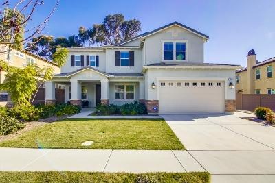 La Mesa Single Family Home For Sale: 8960 McKinley Ct