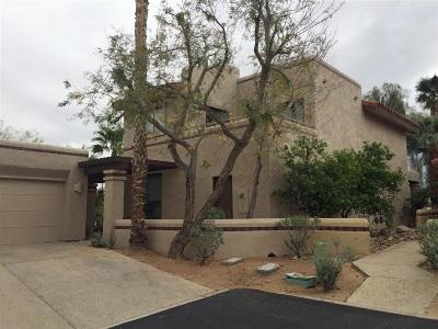 Single Family Home For Sale: 4748 Desert Vista