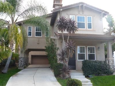 Oceanside,  Carlsbad , Vista, San Marcos, Encinitas, Escondido, Rancho Santa Fe, Cardiff By The Sea, Solana Beach Rental For Rent: 1139 Calistoga Way