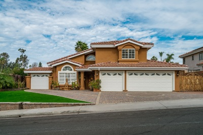 Vista Single Family Home For Sale: 2085 Westwood