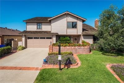 San Diego Single Family Home For Sale: 11252 Via Carroza
