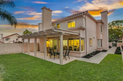 Single Family Home For Sale: 11985 Caminito Corriente