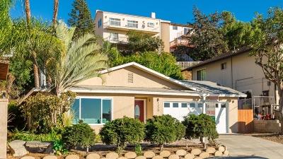 Single Family Home For Sale: 1229 Coronado Ave