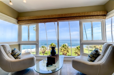La Jolla Rental For Rent: 1039 Coast Blvd F