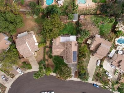 Escondido Single Family Home For Sale: 1524 Rimrock Dr
