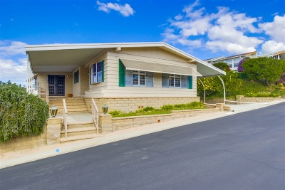 San Marcos Mobile/Manufactured For Sale: 1930 W San Marcos Boulevard #116