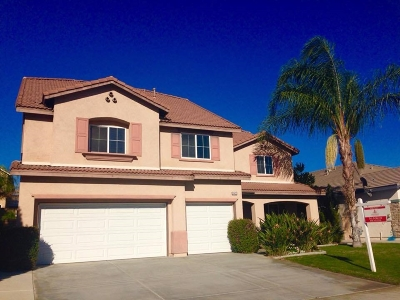 Riverside County Single Family Home For Sale: 31422 Kailua Dr