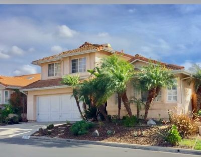 Oceanside Single Family Home For Sale: 3279 Morella Way