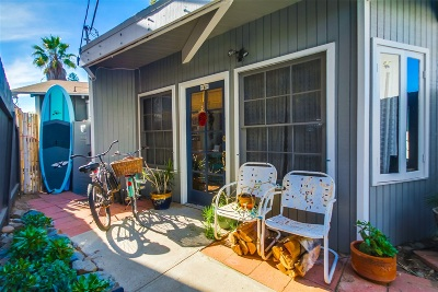 Oceanside,  Carlsbad , Vista, San Marcos, Encinitas, Escondido, Rancho Santa Fe, Cardiff By The Sea, Solana Beach Rental For Rent: 124 Melrose Ave