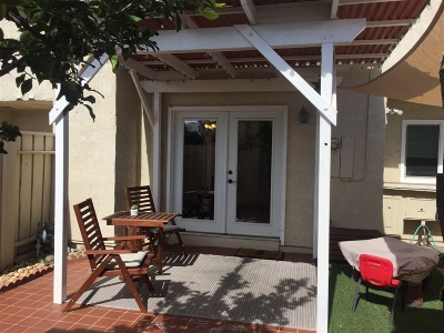 San Diego Townhouse For Sale: 4128 Mount Acadia Blvd