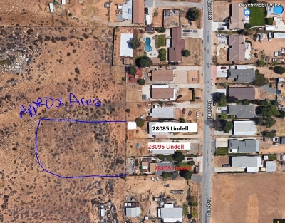 Riverside County Residential Lots & Land For Sale: 3474000111 3474001111 #34740001